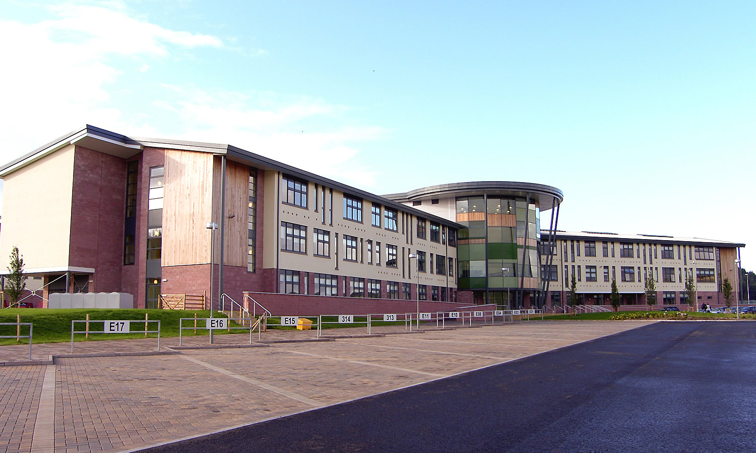 Earlston High School, Scottish Borders