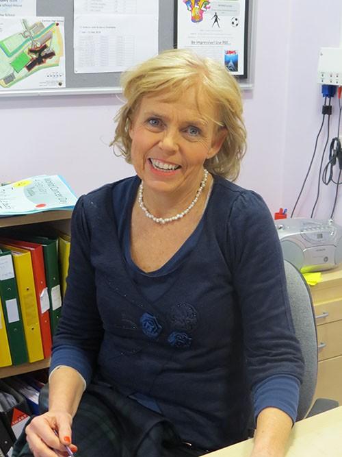 Mrs A Tiemessen